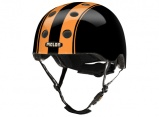 Шлем Melon Double Orange Black