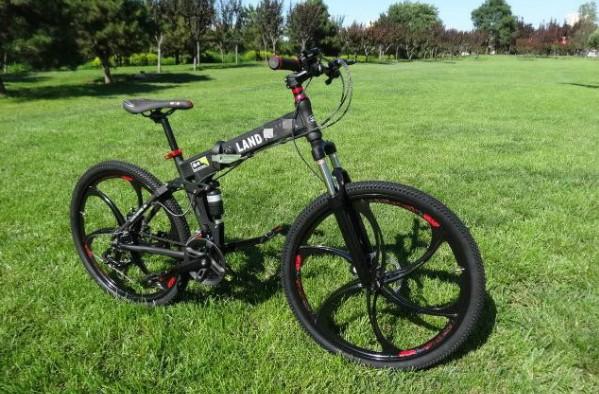 Горный женский велосипед