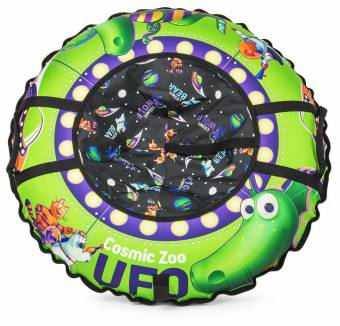 Тюбинг Small Rider Cosmic Zoo UFO