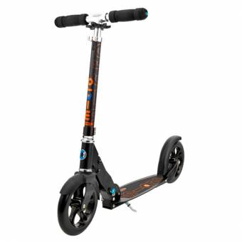 Самокат Micro Scooter Black (SA0034)