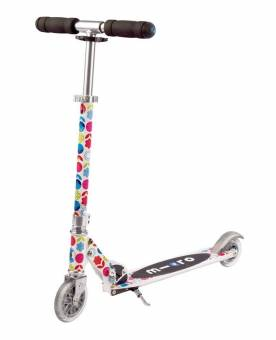 Самокат Micro Scooter Sprite Floral Multicolor White (SA0053)