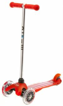 Самокат Micro Mini Red (MM0008)