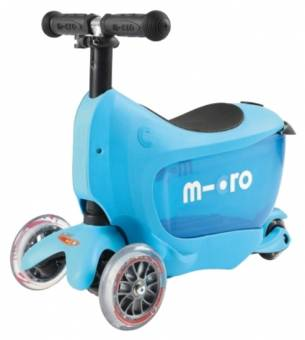 Самокат Micro Mini 2GO Blue (ММ0209)